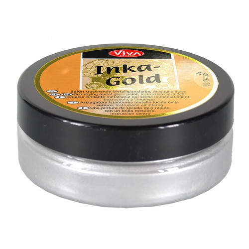 Cire Inka Gold Argent 62,5 g