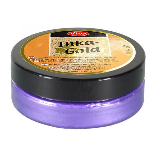 Cire Inka Gold Violet 62,5 g