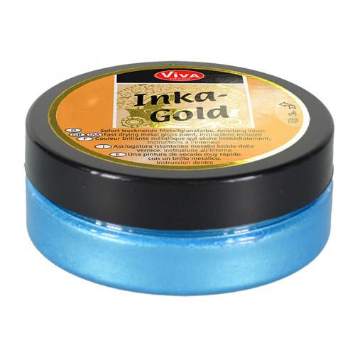 Cire Inka Gold Bleu marine 62,5 g