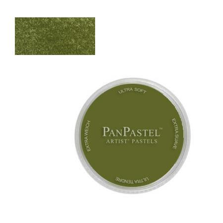 Panpastel 9 ml - Bright yellow green extra dark