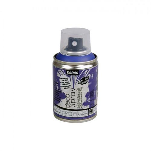 DecoSpray - Peinture en bombe - 100 ml - Violet