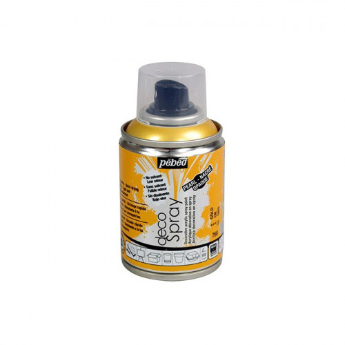 DecoSpray - Peinture en bombe - 100 ml - Or