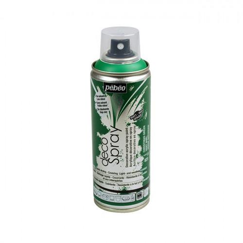 DecoSpray - Peinture en bombe - 200 ml - Vert Noël