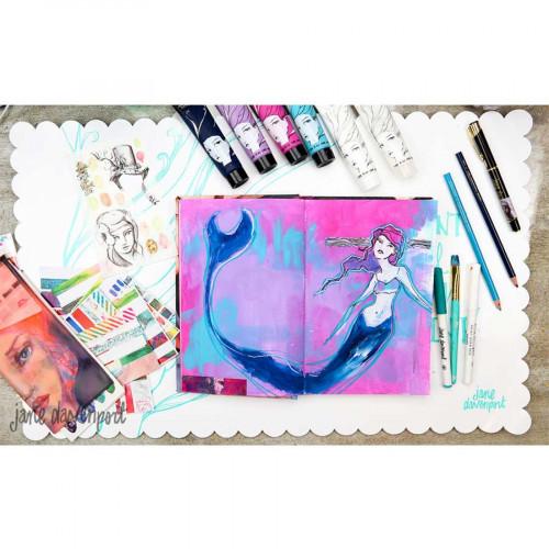 Set de peintures Auxiliaires - 2 x 40 ml