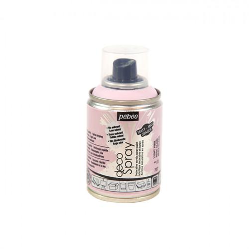 Peinture en bombe DecoSpray rose clair - 100 ml