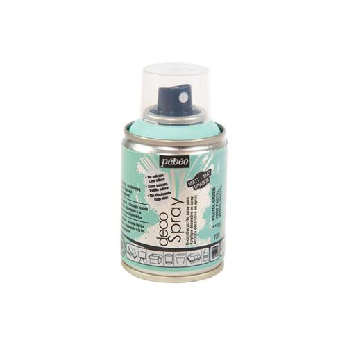 Peinture en bombe DecoSpray vert pastel - 100 ml