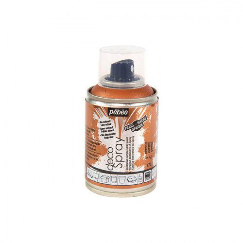 Peinture en bombe DecoSpray cuivre - 100 ml