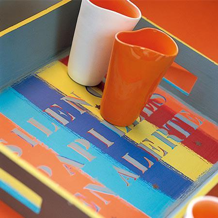 PBO déco brillant - Bleu moyen 45 ml - couleur 12