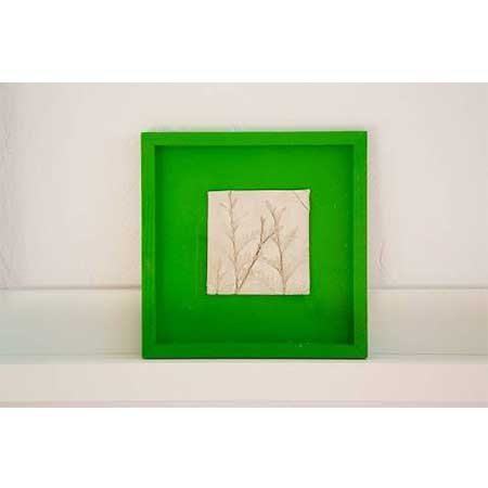 Peinture acrylique decoCrème vert aqua - 120 ml