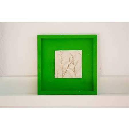 Peinture acrylique decoCrème vert clair - 120 ml