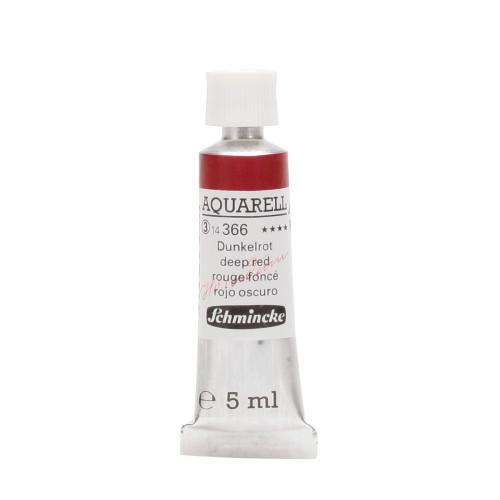 Peinture aquarelle Horadam 5 ml extra-fine 366 - Rouge foncé