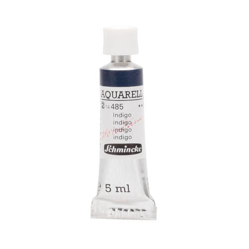 Peinture aquarelle Horadam 5 ml extra-fine 485 - Indigo