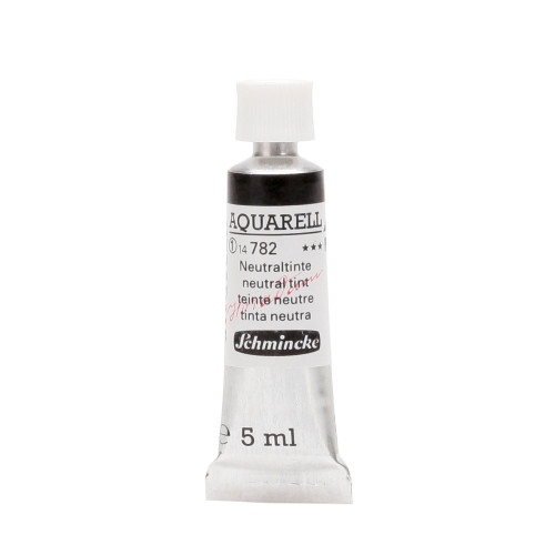Peinture aquarelle Horadam 5 ml extra-fine 782 - Teinte neutre