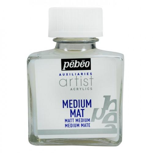 Acrylics - Medium mat - 75 ml