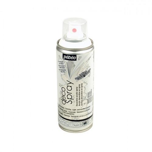 DecoSpray - Auxiliaire - 200 ml - Gesso blanc