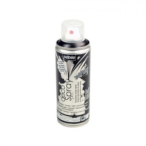DecoSpray - Auxiliaire - 200 ml - Gesso noir