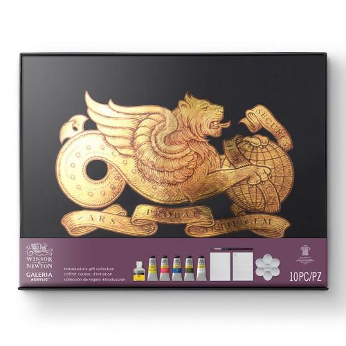 Coffret cadeau Initiation Acryliques Galeria