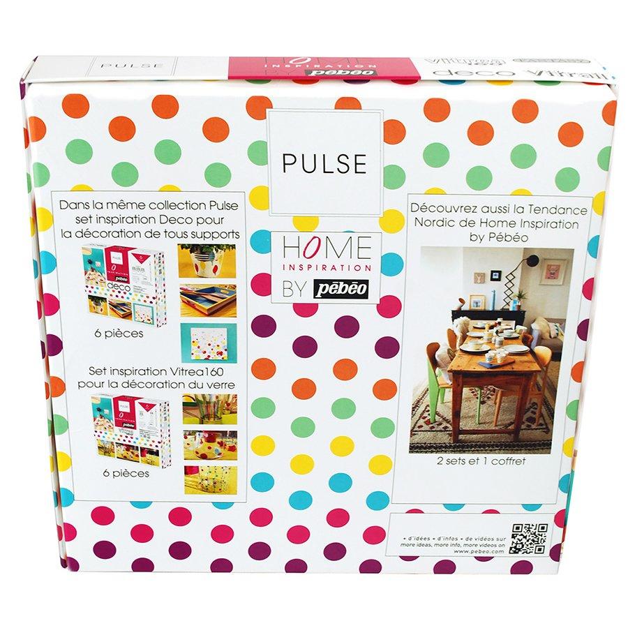 Coffret Home Inspiration - Kit atelier - Pulse