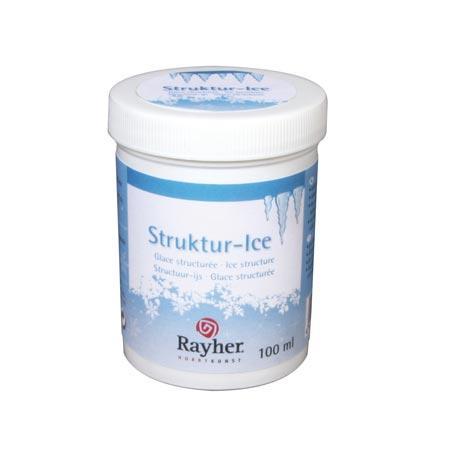 Glace structurée - 100 ml