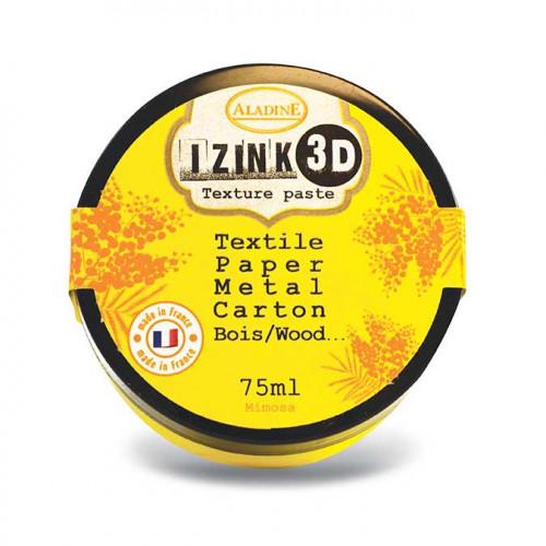 Izink Pâte 3D - Mimosa - 75 ml