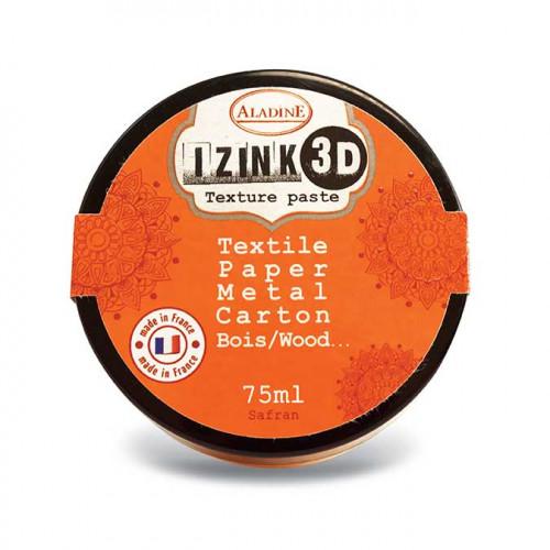 Izink Pâte 3D - Safran - 75 ml
