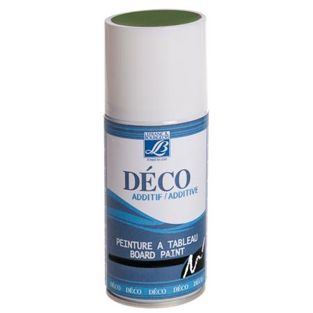 Déco additif - Spray peinture à tableau - Vert