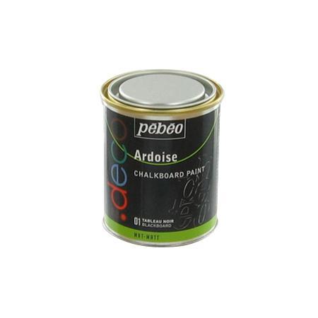 PBO Déco Ardoise - Tableau noir mat - couleur 01 - 250 ml