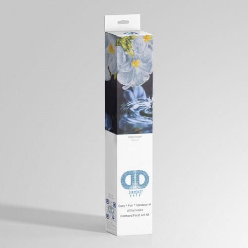 Kit Tableau Strass Diamond Dotz Goutte d'eau