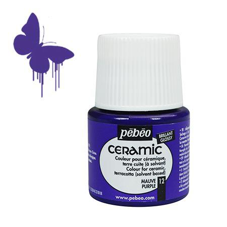 Céramic - Mauve 45 ml - couleur 12