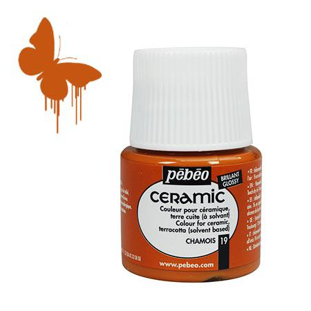 Céramic - Chamois 45 ml - couleur 19