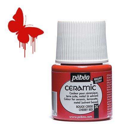 Céramic - Rouge cerise 45 ml - couleur 24