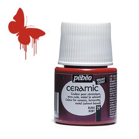 Céramic - Rubis 45 ml - couleur 29