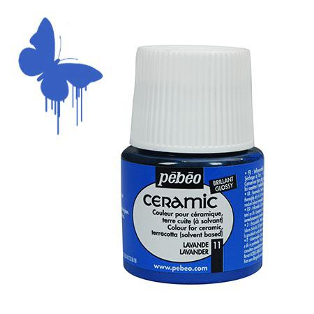 Céramic - Lavande 45 ml - couleur 11
