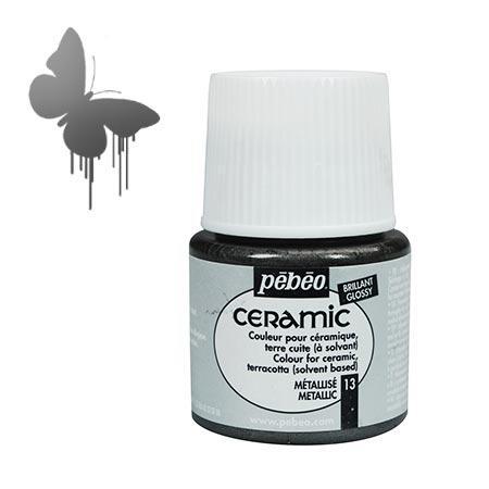 Céramic - Métallisé 45 ml - couleur 13