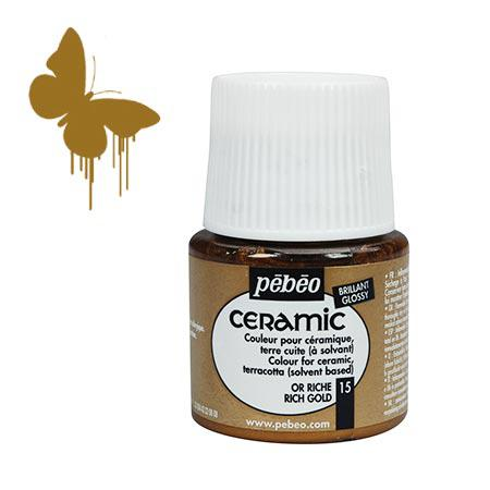 Céramic - Or riche 45 ml - couleur 15