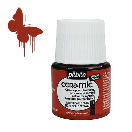 Céramic - Brun écaille 45 ml - couleur 17