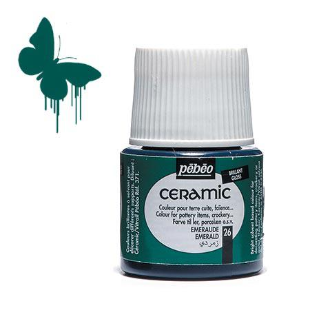 Céramic - Emeraude 45 ml - couleur 26