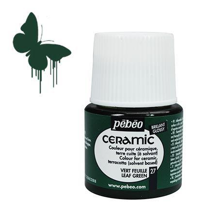 Céramic - Vert feuille 45 ml - couleur 27