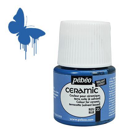 Céramic - Bleu 45 ml - couleur 35
