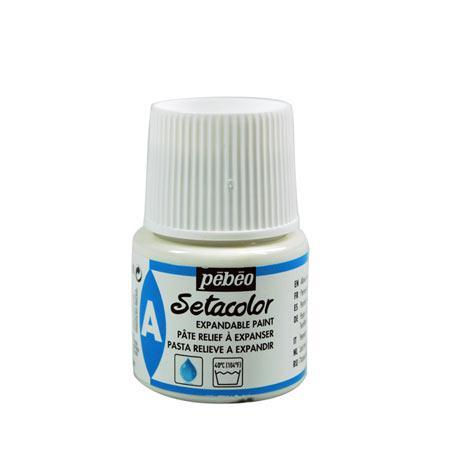 Sétacolor Auxiliaires - 45 ml - Pâte relief Expanser
