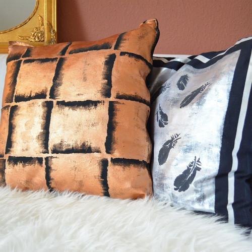 Peinture textile Inka Textil Argent 50 ml