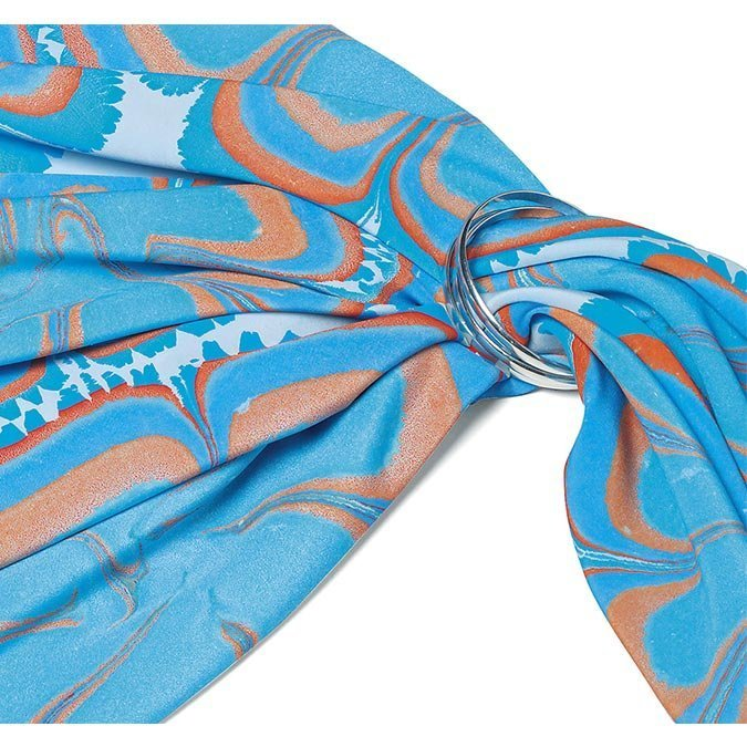 Echarpe Pongé 5 - 40 x 150 cm