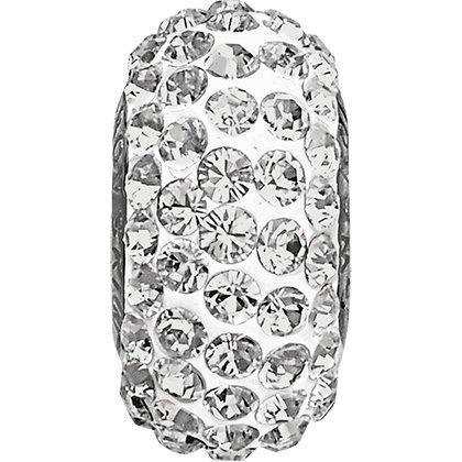 BeCharmed Pavé Slim 81101 - 13.5 mm - Crystal