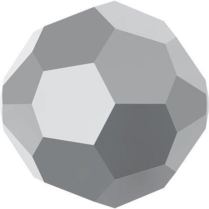 Perle ronde 5000 - 4 mm - Crystal CAL FC
