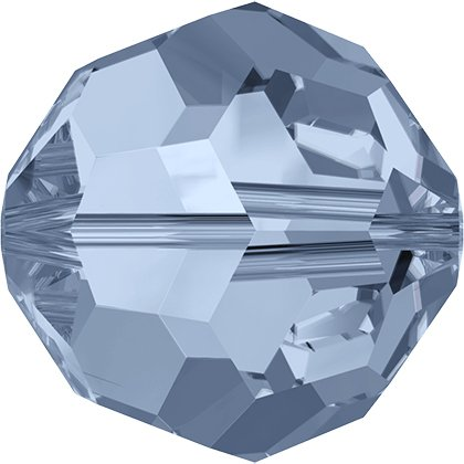 Perle ronde 5000 - 4 mm - Denim Blue