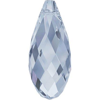 Pendentif briolette 6010 - 13 mm - Crystal Blue Shade