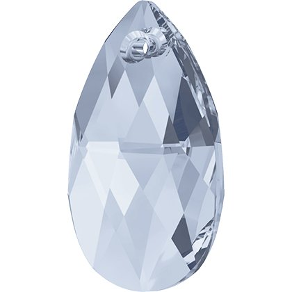 Pendentif poire 6106 - 16 mm - Crystal Blue Shade