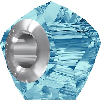 BeCharmed Helix 5928 - 14 mm - Aquamarine