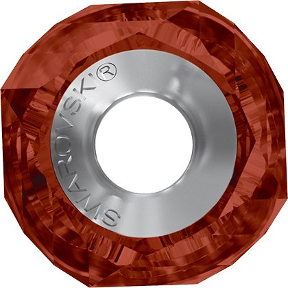 BeCharmed Helix 5928 - 14 mm - Crystal Red Magma