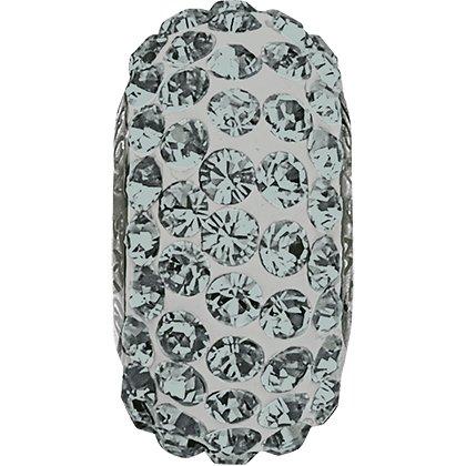 BeCharmed Pavé Slim 81101 - 13.5 mm - Black Diamond